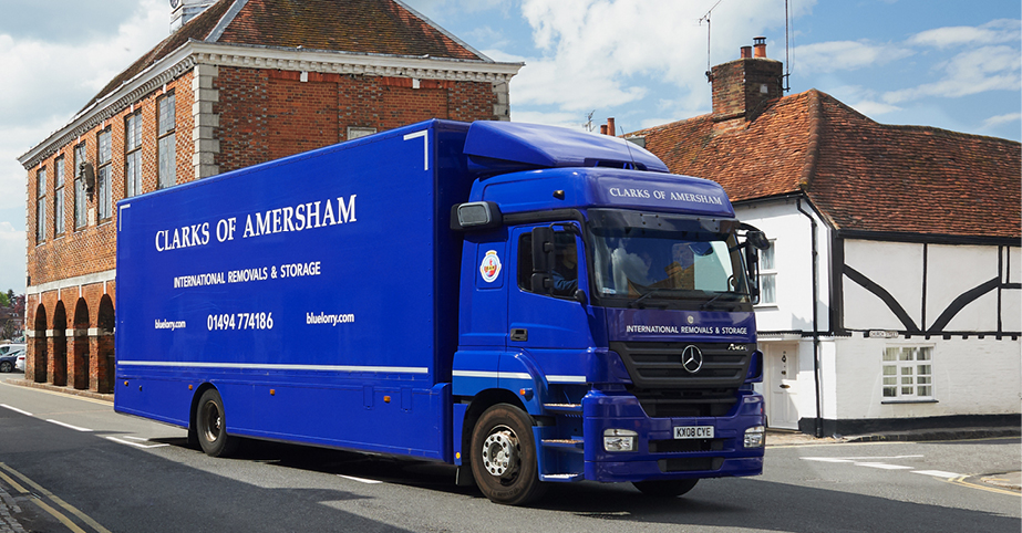 Clarks of Amersham Home removals